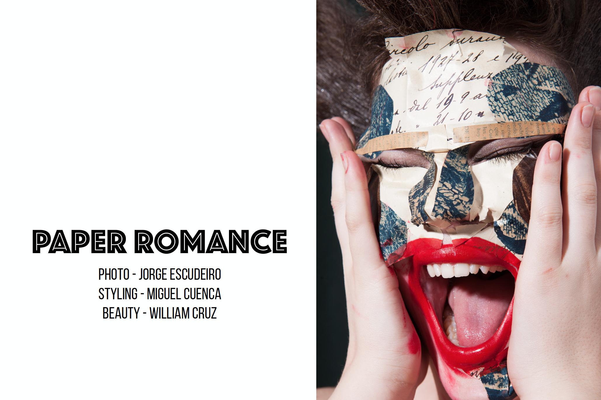 Paper Romance,Amuse mag0
