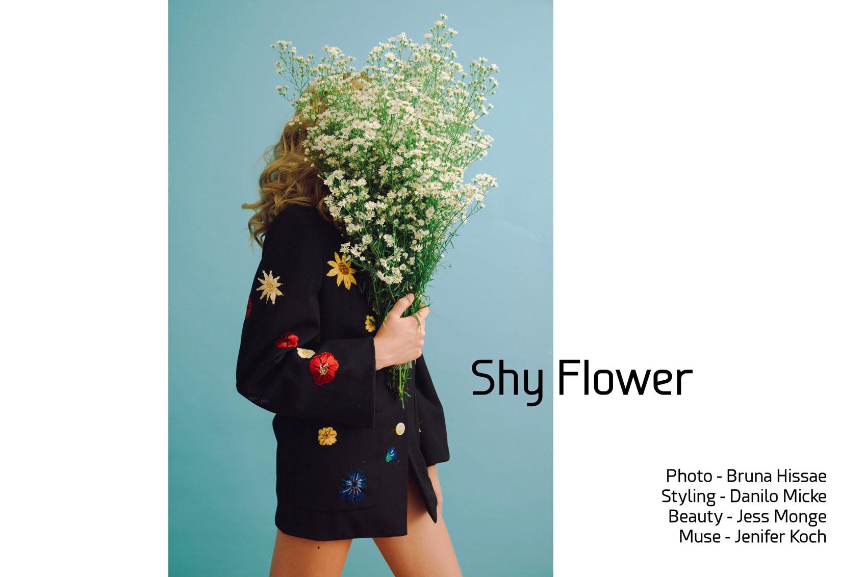 Shy Flower 01