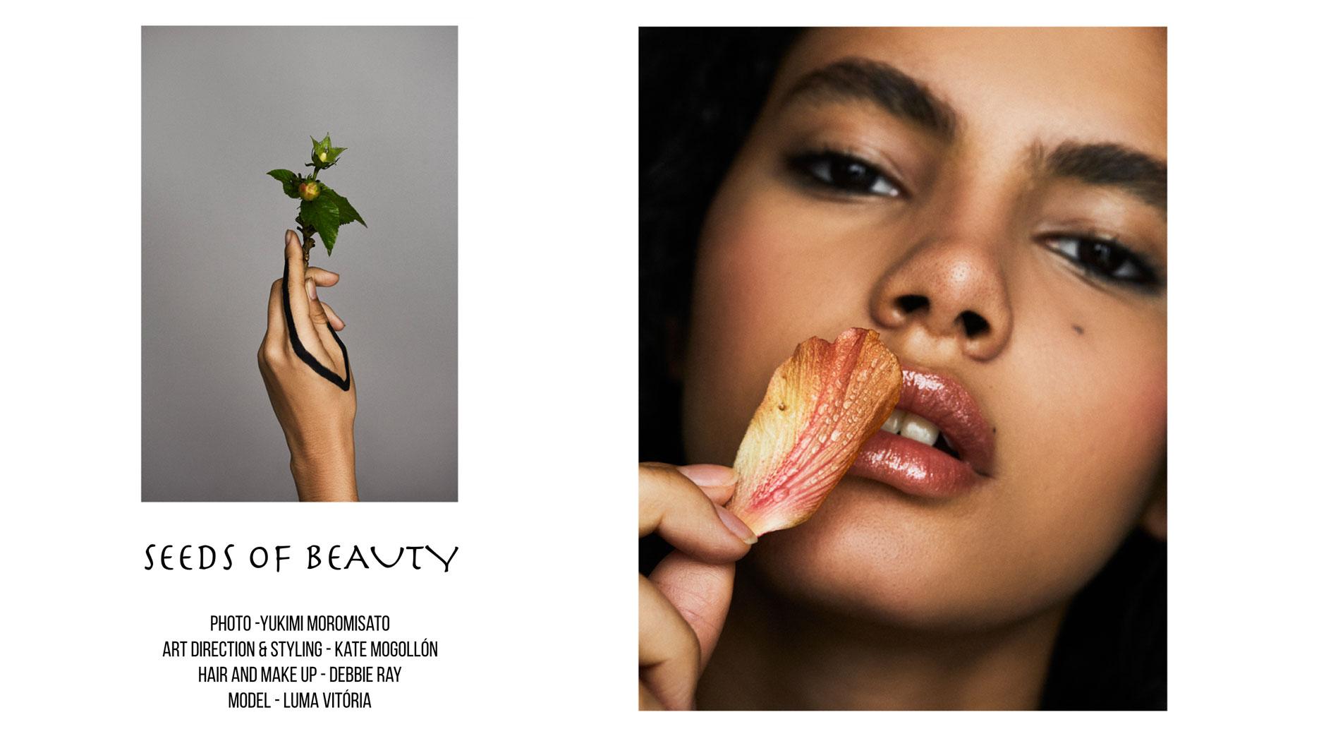 Seeds-01–LUMA—Photography.-Yukimi-Moromisato-Art-Direction-&-Styling.-Kate-Mogollón-Hair-&-Make-Up.-Debbie-Ray-Model.-Luma-Vitória-@-WeLove-Models-Perú-@amusemag-amusemag