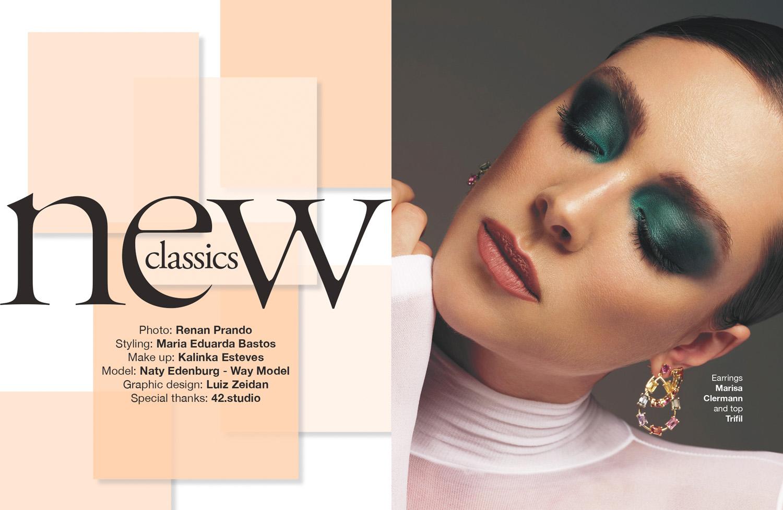 Kalinka Esteves – New Classics – Amuse Mag – Luiz Zeidan – Renan Prando – Maria Eduarda Bastos – Naty Edenburg – 42 Studio0